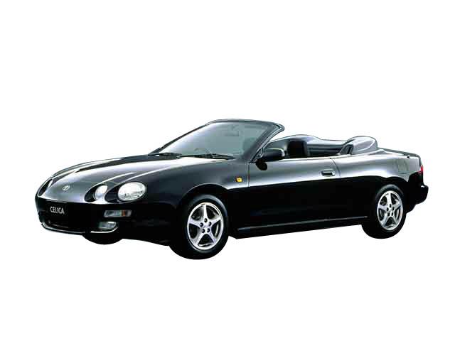 トヨタ セリカコンバーチブル 1996年1月〜モデル