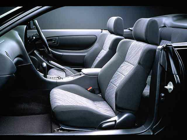 トヨタ セリカコンバーチブル 新型・現行モデル
