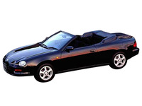 トヨタ セリカコンバーチブル 1994年9月〜モデルのカタログ画像