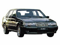 ボルボ S90 1997年2月〜モデルのカタログ画像
