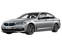BMW 5シリーズ 2017年8月〜モデルのカタログ画像