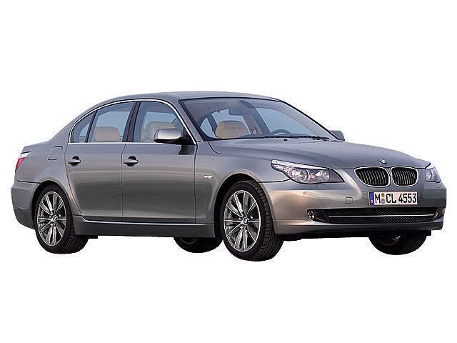 BMW 5シリーズ 2008年10月〜モデル