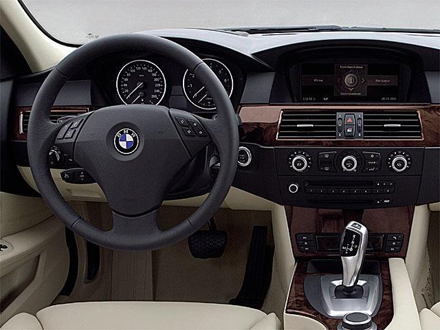BMW 5シリーズ 2007年6月〜モデル