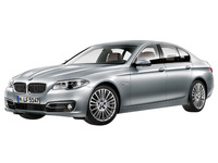 BMW 5シリーズ 2016年10月〜モデルのカタログ画像
