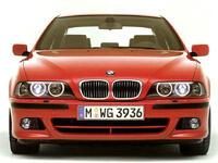 BMW 5シリーズ 2002年11月〜モデルのカタログ画像