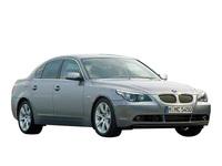 BMW 5シリーズ 2005年11月〜モデルのカタログ画像