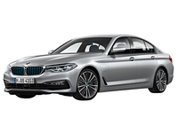 BMW 5シリーズ 2017年7月〜モデルのカタログ画像