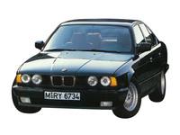 BMW 5シリーズ 1990年1月〜モデルのカタログ画像
