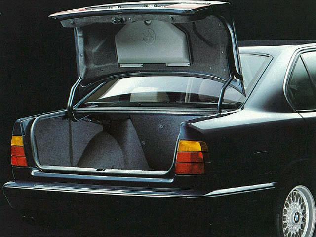 BMW 5シリーズ 1991年9月〜モデル