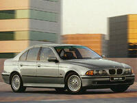 BMW 5シリーズ 1998年11月〜モデルのカタログ画像