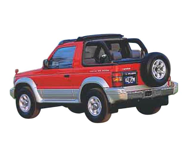 三菱 パジェロ 1993年7月〜モデル