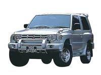 三菱 パジェロ 1998年2月〜モデルのカタログ画像