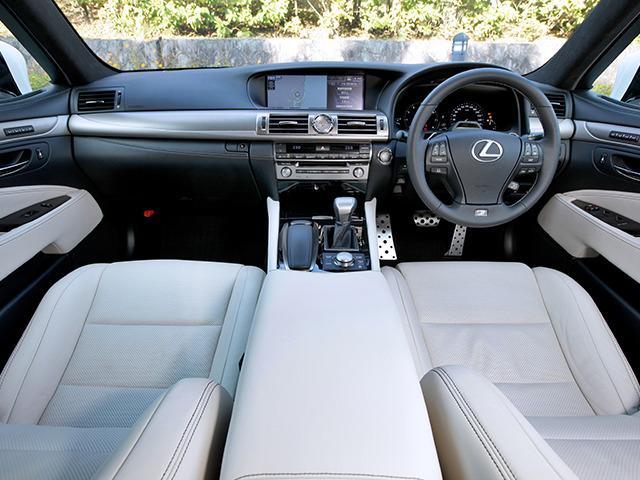 レクサス LS 新型・現行モデル
