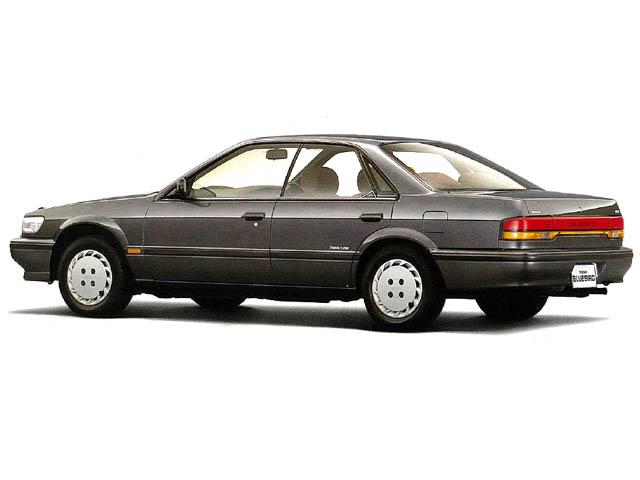 日産 ブルーバードハードトップ 新型・現行モデル