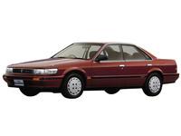 日産 ブルーバードハードトップ 1987年9月〜モデルのカタログ画像