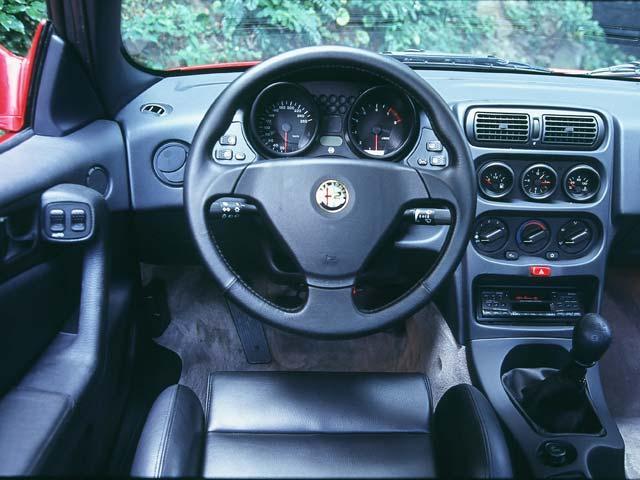 アルファ ロメオ アルファGTV 1996年1月〜モデル