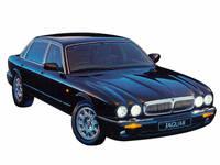 ジャガー XJ 2000年2月〜モデルのカタログ画像
