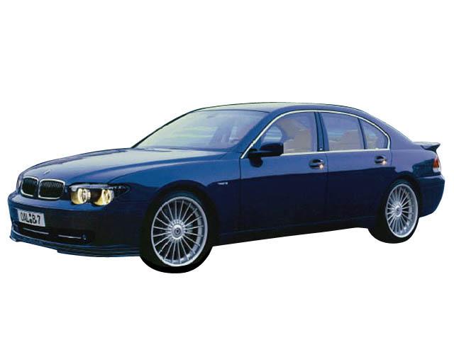 BMWアルピナ B7 2004年7月〜モデル