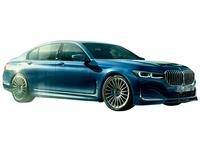 BMWアルピナ B7 2019年6月〜モデルのカタログ画像