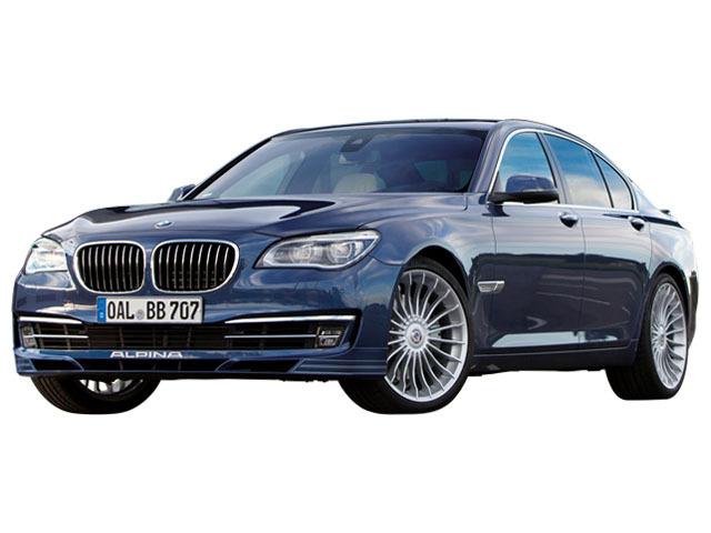 BMWアルピナ B7 2014年4月〜モデル
