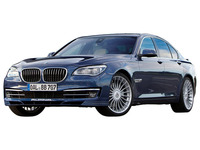 BMWアルピナ B7 2012年12月〜モデルのカタログ画像