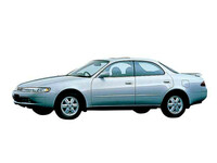 トヨタ カローラセレス 1996年5月〜モデルのカタログ画像