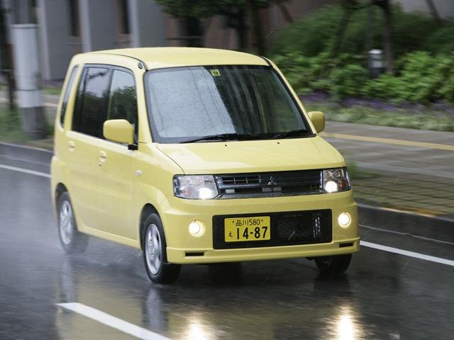 三菱 トッポ 2009年8月〜モデル