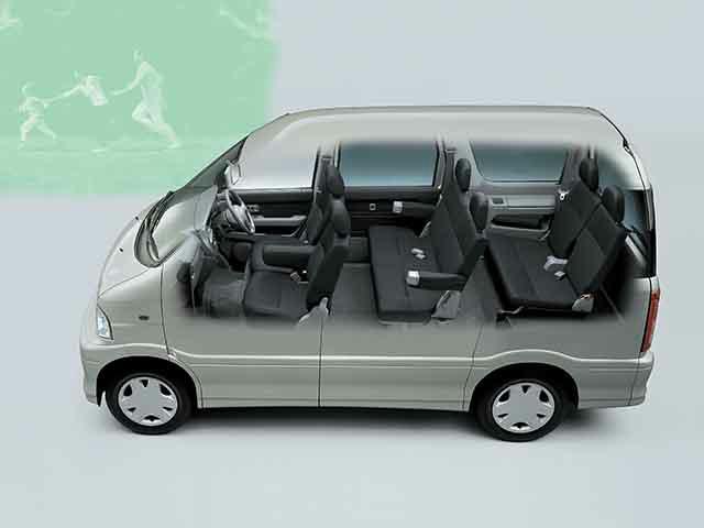 トヨタ スパーキー 新型・現行モデル