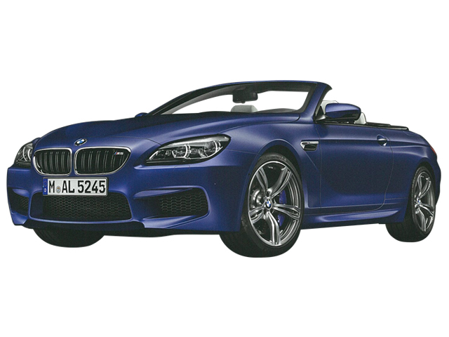 BMW M6 カブリオレ 新型モデル
