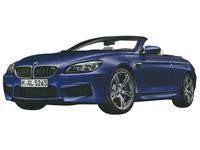 BMW M6 カブリオレ 2018年1月〜モデルのカタログ画像