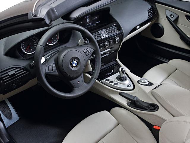BMW M6 カブリオレ 新型・現行モデル