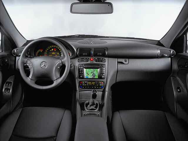 メルセデス・ベンツ Cクラスワゴン 2002年1月〜モデル