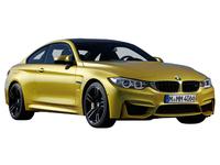BMW M4クーペ 2018年1月〜モデルのカタログ画像