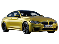 BMW M4クーペ 2017年4月〜モデルのカタログ画像