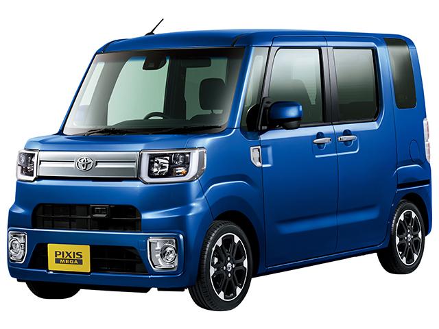 トヨタ ピクシスメガ 新型・現行モデル