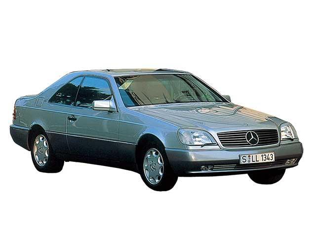 メルセデス・ベンツ Sクラスクーペ 新型・現行モデル