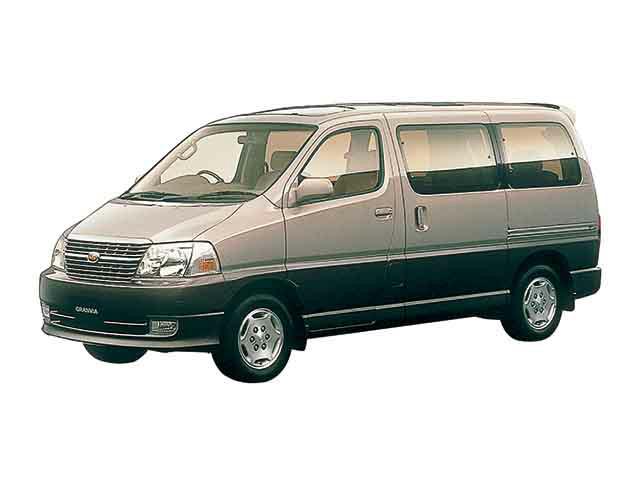トヨタ グランビア 新型・現行モデル