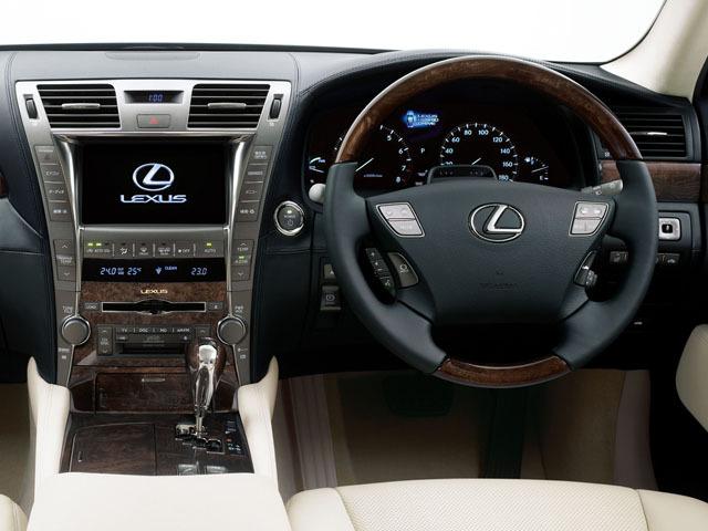 レクサス LSハイブリッド 2009年11月〜モデル