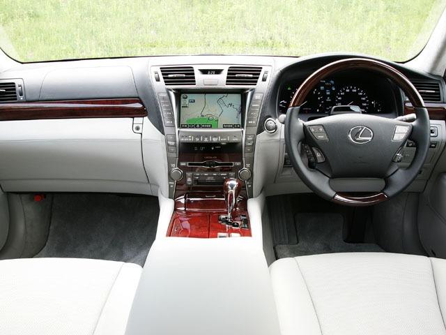 レクサス LSハイブリッド 2007年5月〜モデル