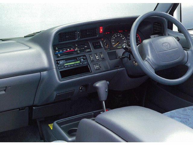 トヨタ レジアスエース 2001年8月〜モデル