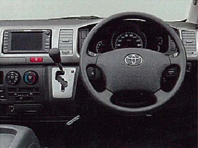 トヨタ レジアスエース 新型・現行モデル