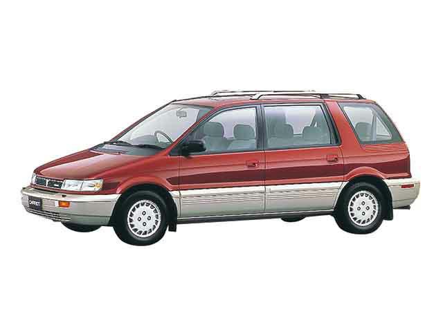 三菱 シャリオ 1991年5月〜モデル