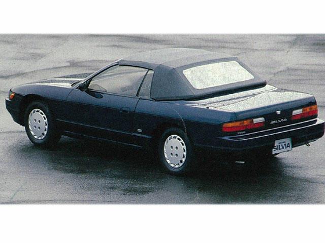 日産 シルビアコンバーチブル 新型・現行モデル