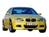 BMW M3 2001年10月〜モデルのカタログ画像