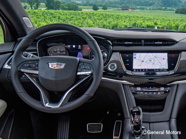 キャデラック XT6 新型・現行モデル