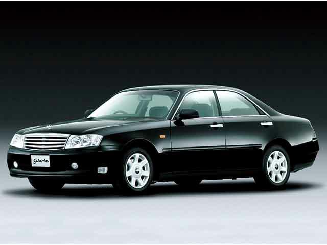 日産 グロリア 2000年10月〜モデル