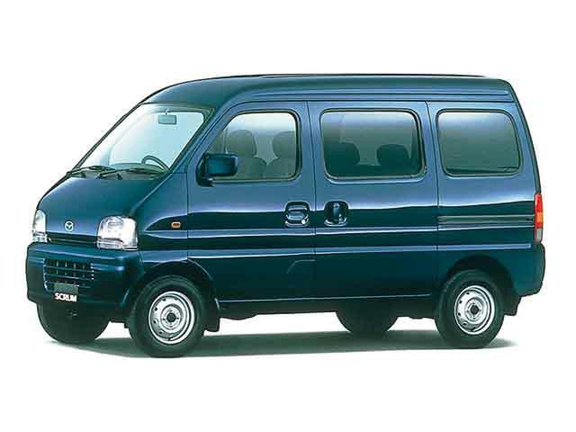 マツダ スクラム 2001年9月〜モデル