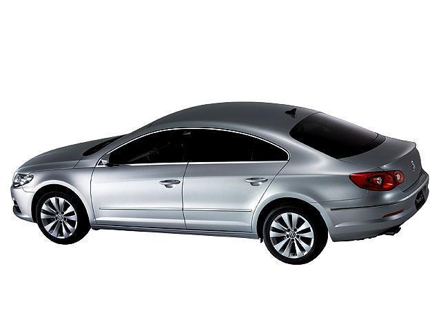 フォルクスワーゲン パサートCC 新型・現行モデル