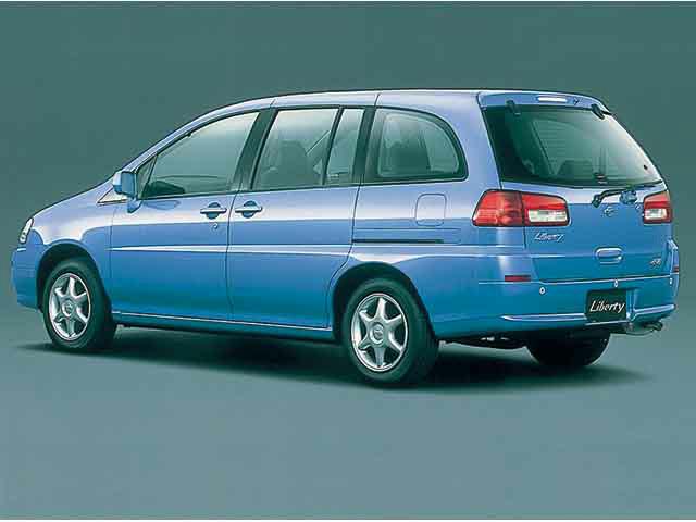日産 プレーリーリバティ 1998年11月〜モデル