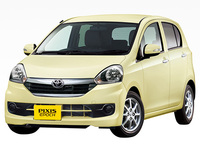 トヨタ ピクシスエポック 2013年8月〜モデルのカタログ画像